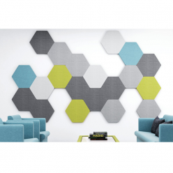 Acoustic HQ Hex Tile