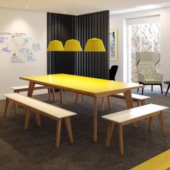 Odeko Boardroom Table