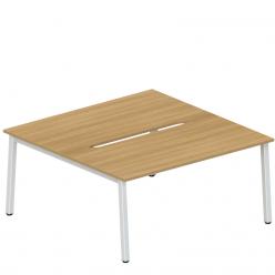 Tek Zero Double Desk