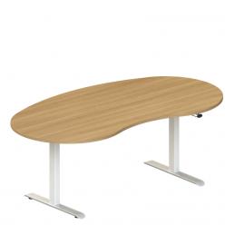 Tek Sit Stand Kidney Desk