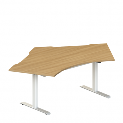 Tek Sit Stand 120 Desk