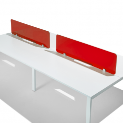 Tek Acrylic Desk Screen