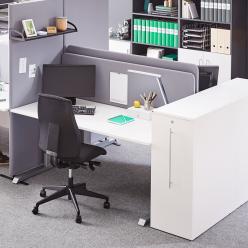Desk Storage Divider