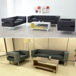 Roki Reception Sofa Range