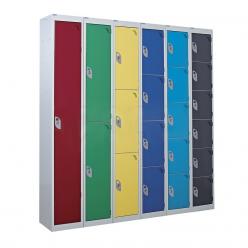 Q1 Lockers