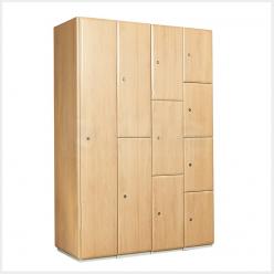 Q1 Wood Door Lockers