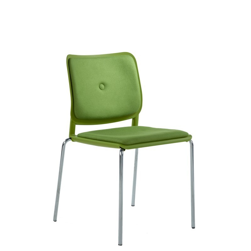 Scythe Stacking Chair