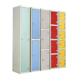 Q1 Laminate Lockers