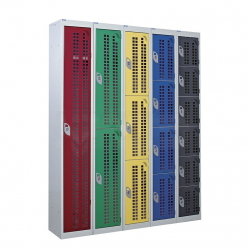 Q1 Perforated Door Lockers