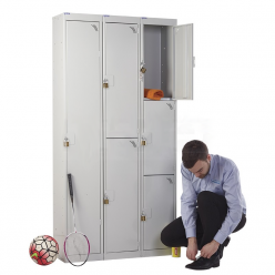 Q1 Padlock Lockers
