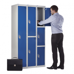 Q1 Secure Lockers