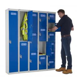 Q1 PPE Lockers