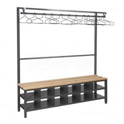 Q1 Hangers & Bench