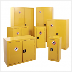 Q1 Hazardous Substance Cabinet