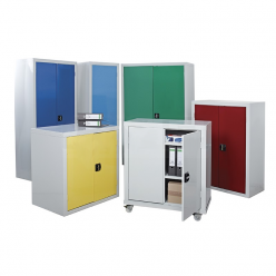 Q1 Steel Cupboard