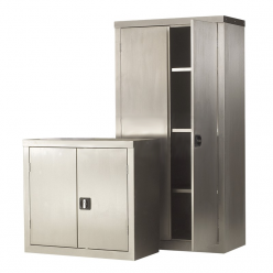 Q1 Stainless Steel Cupboard