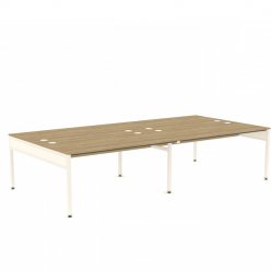 LP Hatari Bench 4-Desk