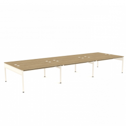 LP Hatari Bench 6-Desk