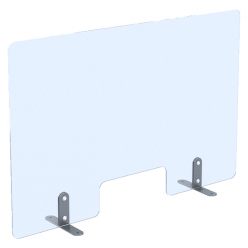Venture Glazed Barrier