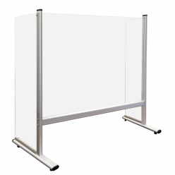 DY4 Surround Desk Barrier