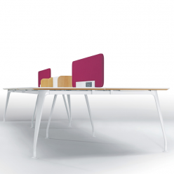D9 Quad Bench Desk
