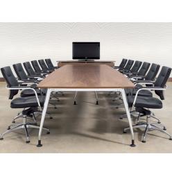 D9 Boadroom Veneer Table