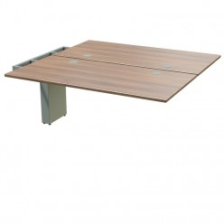 Venture Double Bench Addon Desk