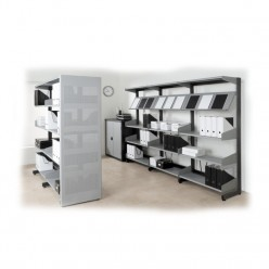 Vexilyn Shelving System