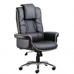 Sheva Leather Arm Chair
