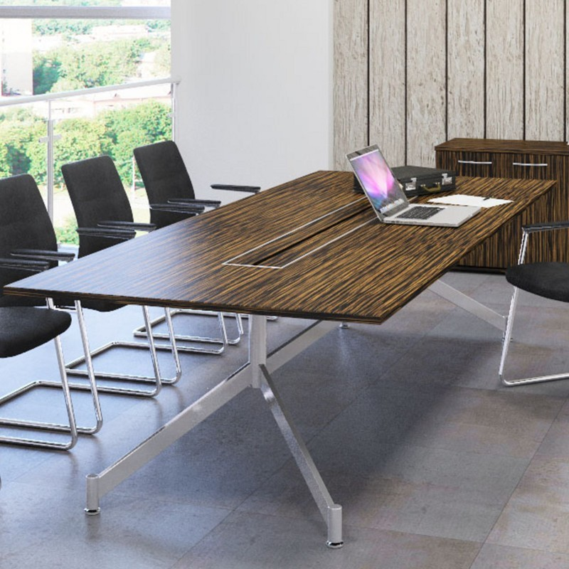 Christiansen V-Base Rectangle Table