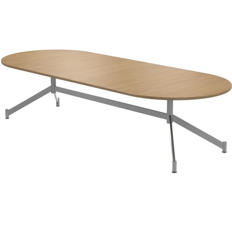 Christiansen V-Base D-End Table