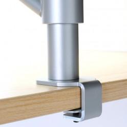 Pole Monitor Arm Clamp