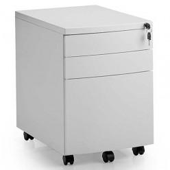 DY4 Steel 3-Drawer Pedestal