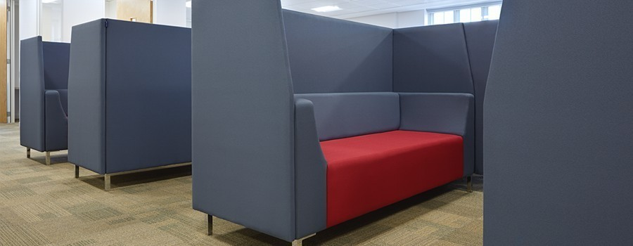 Acoustic Sofas