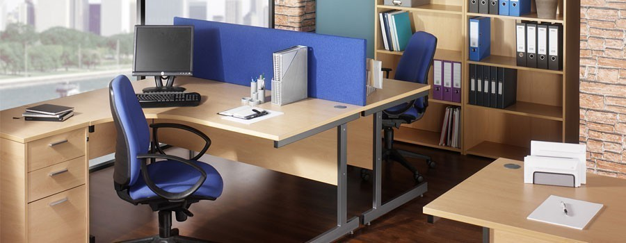 Small Office Home Office Cantilever