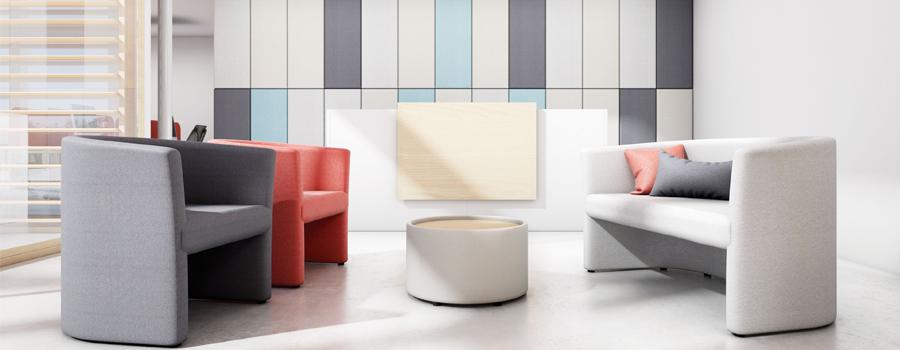 Tub Chairs, Sofas & Tables
