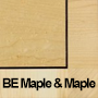 Birds Eye Maple and Maple