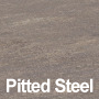 Pitted Steel